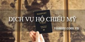 Dịch vụ hộ chiếu Mỹ