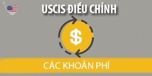 USCIS điều chỉnh các khoản phí để giúp đáp ứng nhu cầu hoạt động