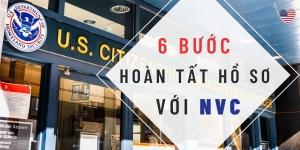6 Bước Hoàn Tất Hồ Sơ NVC Sau Khi Nhận Thư Mở Có Case Number Và Invoice ID Number