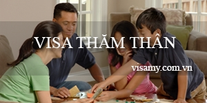 Thủ tục xin visa Mỹ thăm thân nhân (Visa B-2)