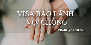 Thủ tục xin visa Mỹ bảo lãnh vợ chồng (Visa IR-1/ CR-1)